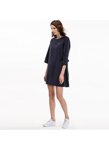 Truvakar Kol Kısa Elbise-Lacoste